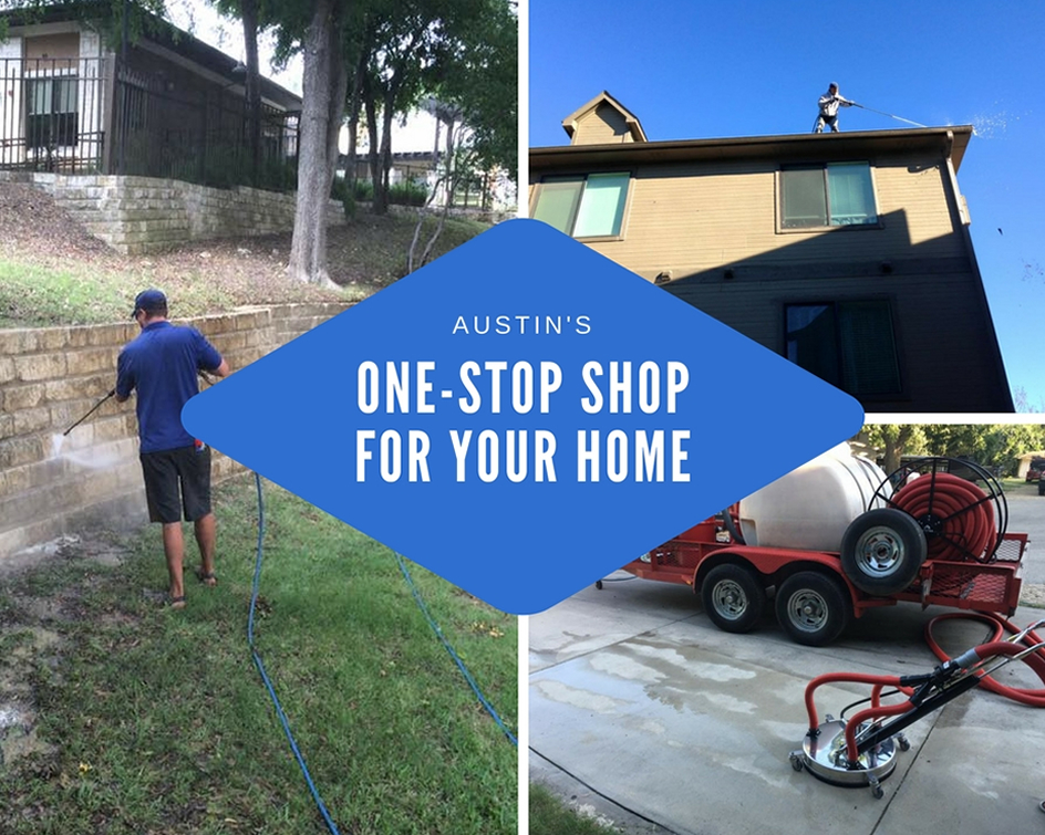One-Stop Top to Bottom Service for Your Home