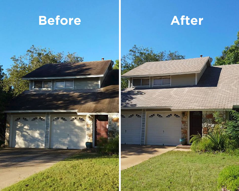 Roof Washing – A Nasty Roof To A Beautiful Home