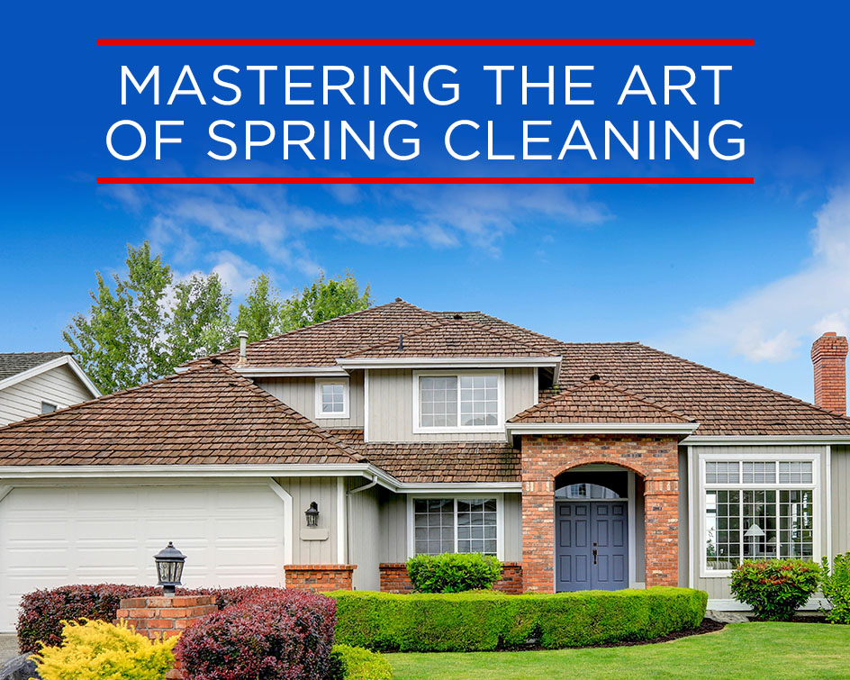How to Master the Art of Spring Cleaning
