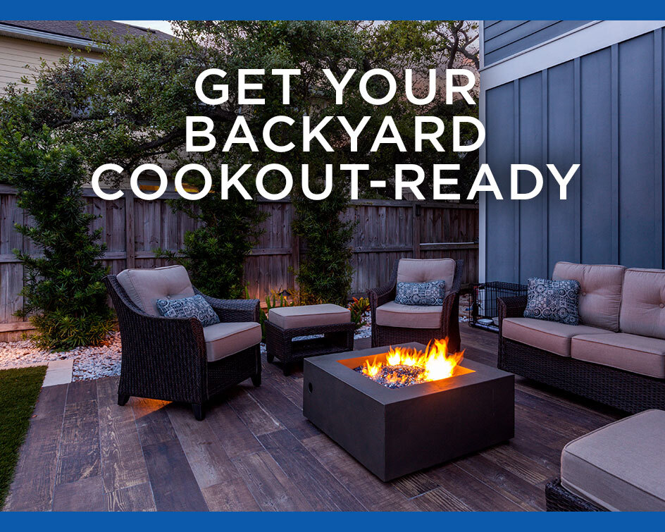 Get Your Backyard Cookout-Ready